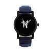 Shostopper Black Dial Analogue Watch For Men-SJ60068WM