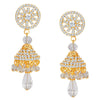 ShoStopper Ritzy Gold Plated Austrian Diamond Earring