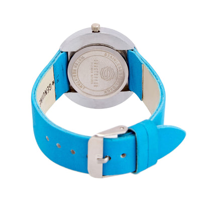 Shostopper Glittery White Dial Analogue Watch For Women - SJ62009WW-3