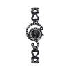 Shostopper Antique Black Dial Analogue Watch For Women - SJ62057WW