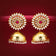 Sukkhi Gorgeous Gold Plated Jhumki Earring for Women