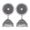 Sukkhi Alluring Oxidised Jhumki Earring for Women