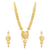 Sukkhi Traditional 24 Carat Gold Plated Long Haram Necklace Set for Women