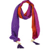 Sukkhi Finely Multicolour Scarf For Women-1