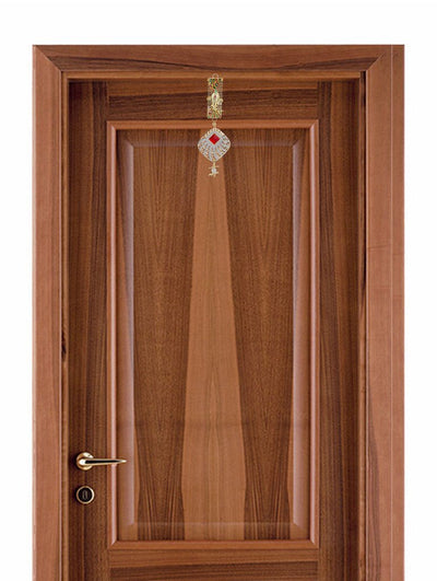 Sukkhi Shubh Labh Ganpati Door Hanging in Gold Look-1