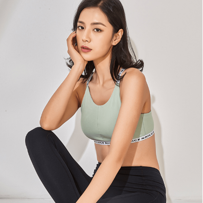 YOUR SECRET CRUSH SPORTS BRA