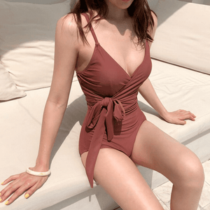 SMOOTH TALKER SWIMSUIT
