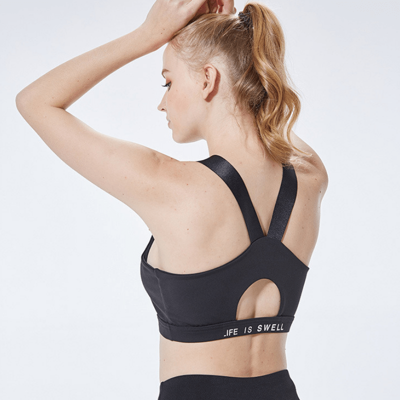 RELAXED VIBE SPORTS BRA