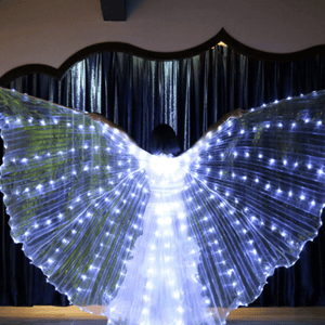 BUTTERFLY LED WINGS