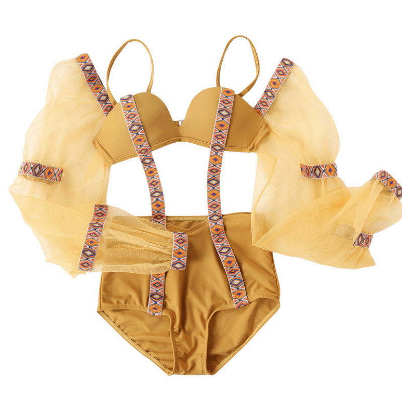 BUCKLE UP BABY SWIMSUIT