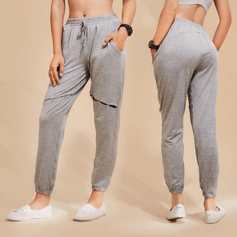 MOCK ON TRACK PANTS