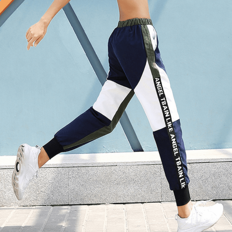LIKE ANGEL TRACK PANTS