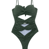 FEELING HOT CUT OUT SWIMSUIT