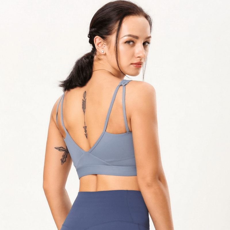 FAVORITE MEMORY SPORTS BRA