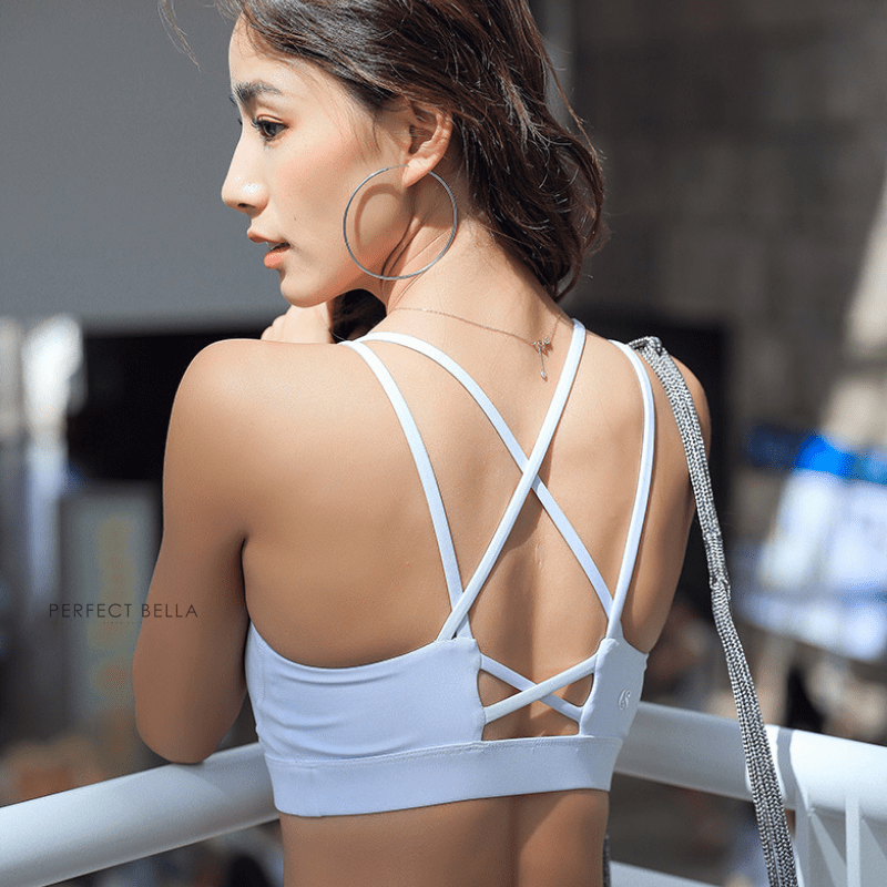 ANGEL RACERBACK BRA