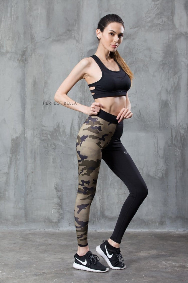 DIFFERENT CAMO TIGHTS