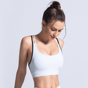 MY FAVORITE SPORTS BRA
