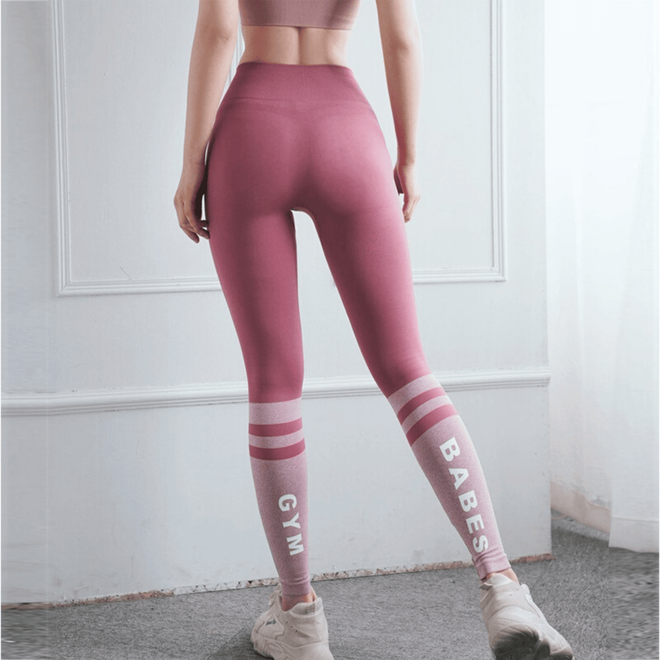 GYM BABE TIGHTS