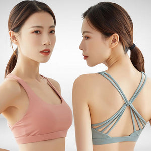 JUST WHAT YOU WANT SPORTS BRA