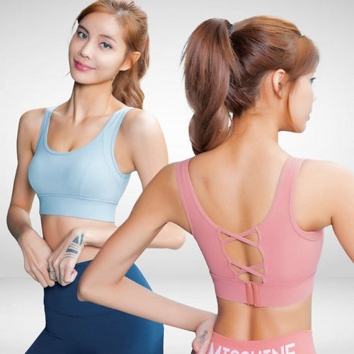 THE LUCKY ONE SPORTS BRA