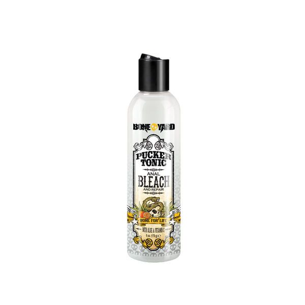 Pucker Tonic Anal Bleach And Repair 6oz/170ml