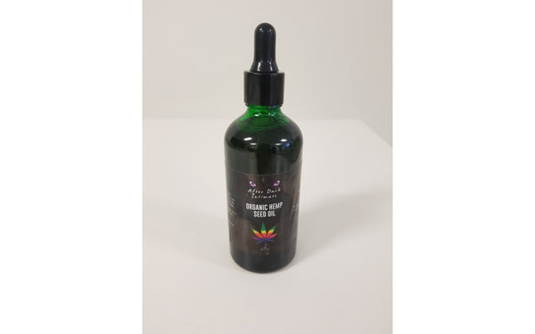 After Dark Organic Hemp Massage Oil