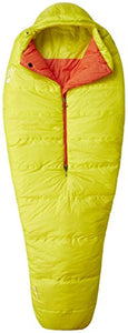 Mountain Hardwear HyperLamina Spark 35 Sleeping Bag - Ginkgo Left Hand Regular