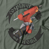 """Cosplayer and Proud - Gun"" - Unisex Jersey Short Sleeve Tee"