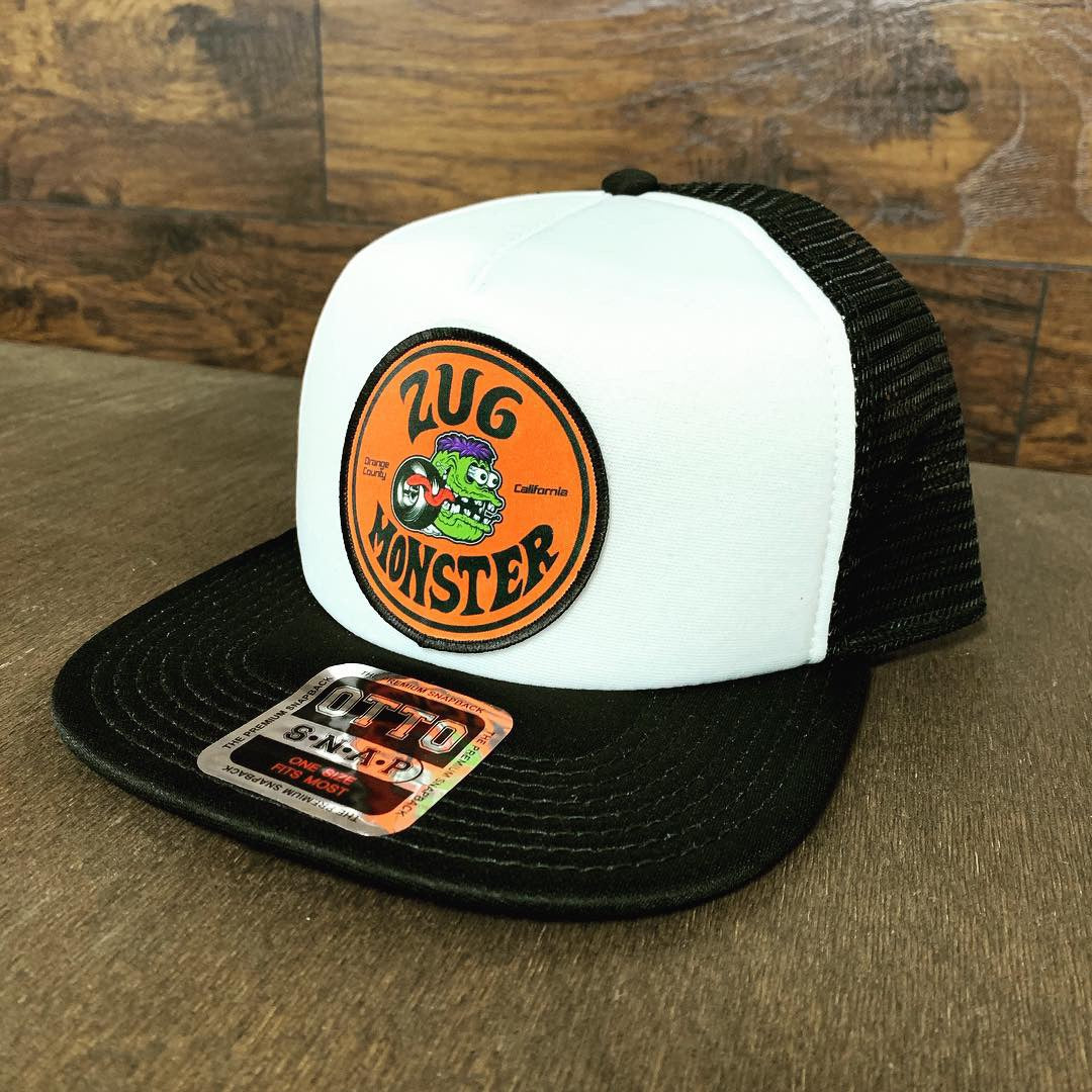 Super ZUG Monster Patch Trucker Hat