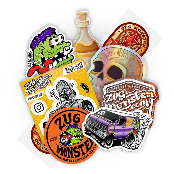 Sticker Sampler Pack