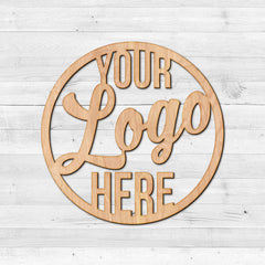 BFCM / WEDNESDAY SALE - Custom Logo Sign