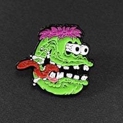 ZUG Monster Enamel Pin