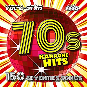 VOCAL-STAR 70S KARAOKE DISC SET 8 CDG DISCS 150 SONGS