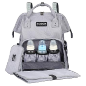- Baby Diaper Bag Backpack for Dad or Mom