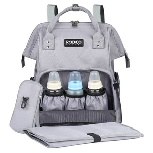 RODCO GLOBAL Waterproof Baby Diaper Bag Backpack for Mom or Dad - Rodco Global