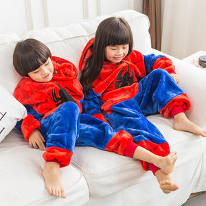 Children's Pajamas (Unisex) - Spiderman, Minions, Pikachu, Cow, Giraffe, more... by IFLIFE - Rodco Global