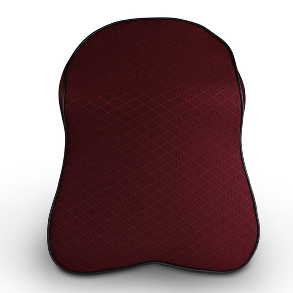 Memory Foam Neck Pillow Head Headrest for Car, Desk Chair by ONEVER - Rodco Global