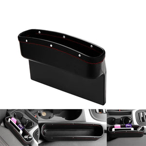 PU Leather Car Seat Crevice Storage Pouch Organizer by ONEVER - Rodco Global