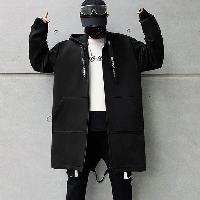 Parka Takehiko Tactical Techwear
