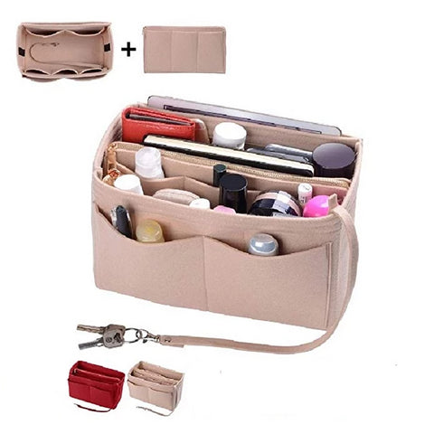 Tote and Bag Shaper Organizer