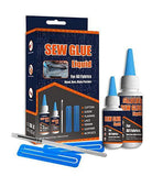 Needle-less Fabric Repair Kit