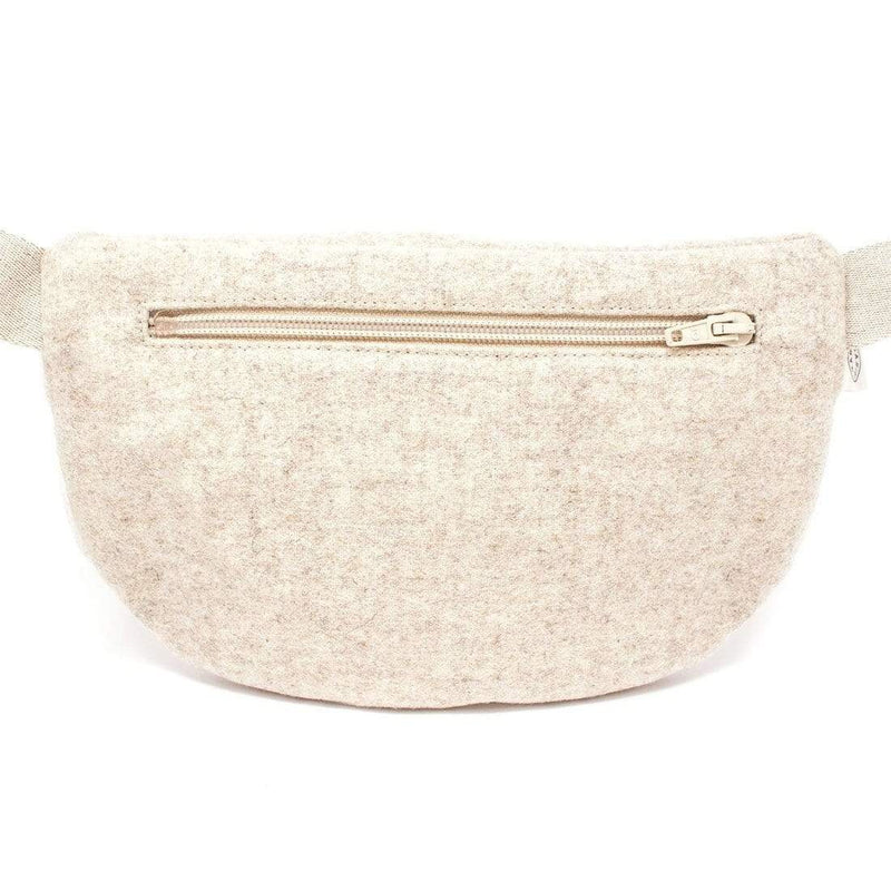 Berlin Bag Wool Sand
