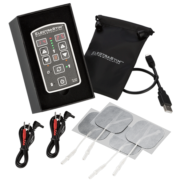 Flick Duo EM80-E Stimulation Pack