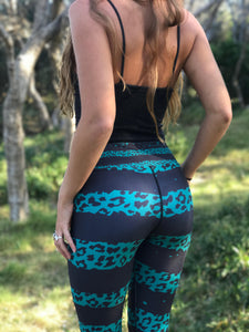 Zesty Leopard - Salty As Yoga Clothing