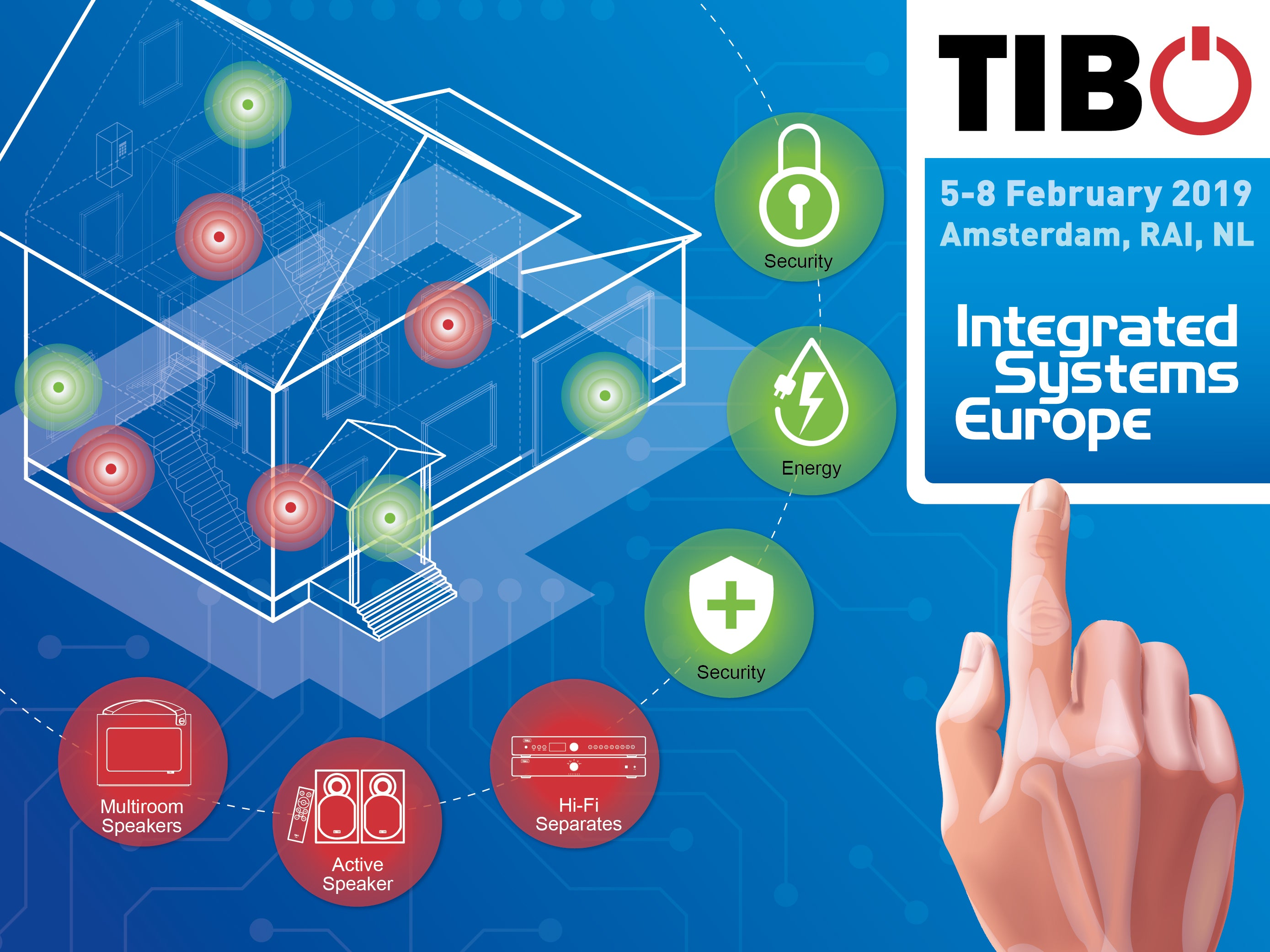TIBO are at 2019 ISE