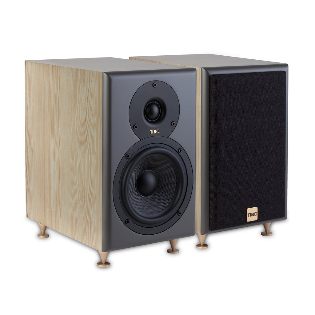 Legacy 3+ TIBO's Bookshelf Speakers