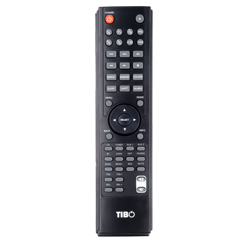 TI440 Remote Control - TIBO-AUDIO