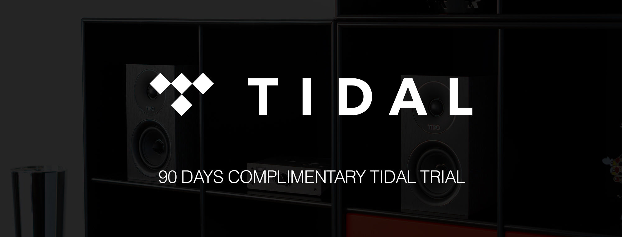 90 DAYS COMPLIMENTARY TIDAL TRIAL