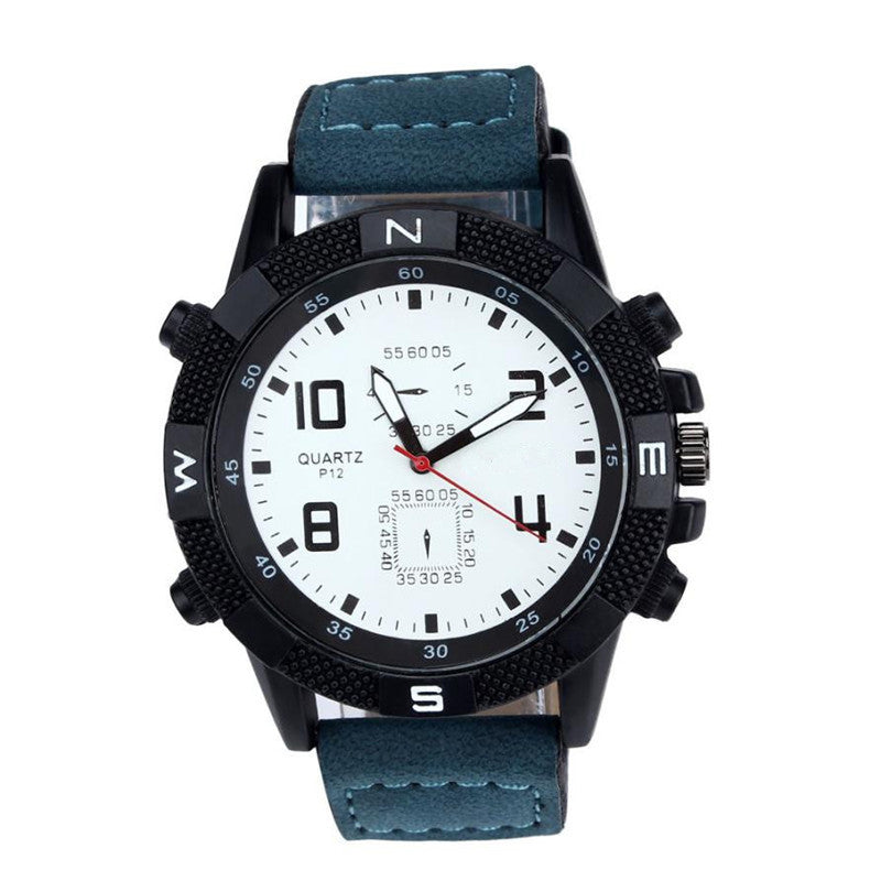 $50 Dollar Watches - The Super Sport Blue