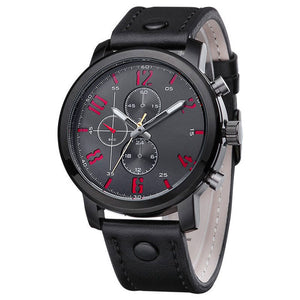 $50 Dollar Watches - Overtime Black